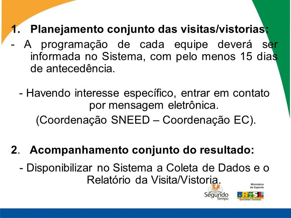 (Coordenação SNEED – Coordenação EC).