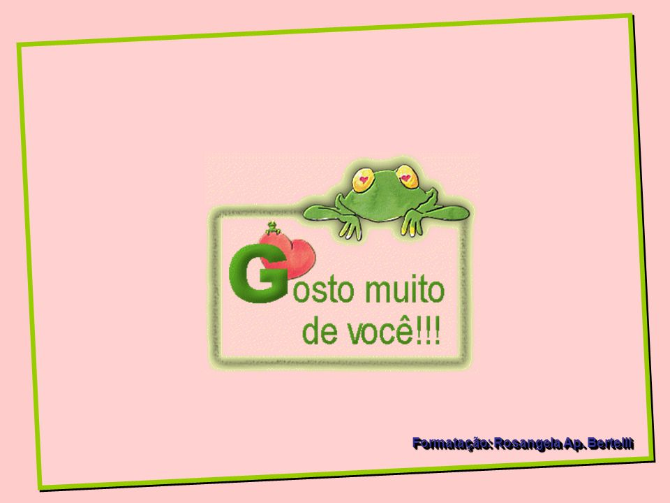 Formatação: Rosangela Ap. Bertelli