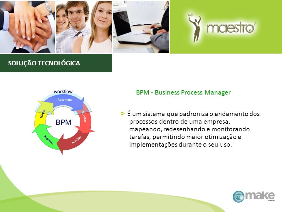 BPM - Business Process Manager
