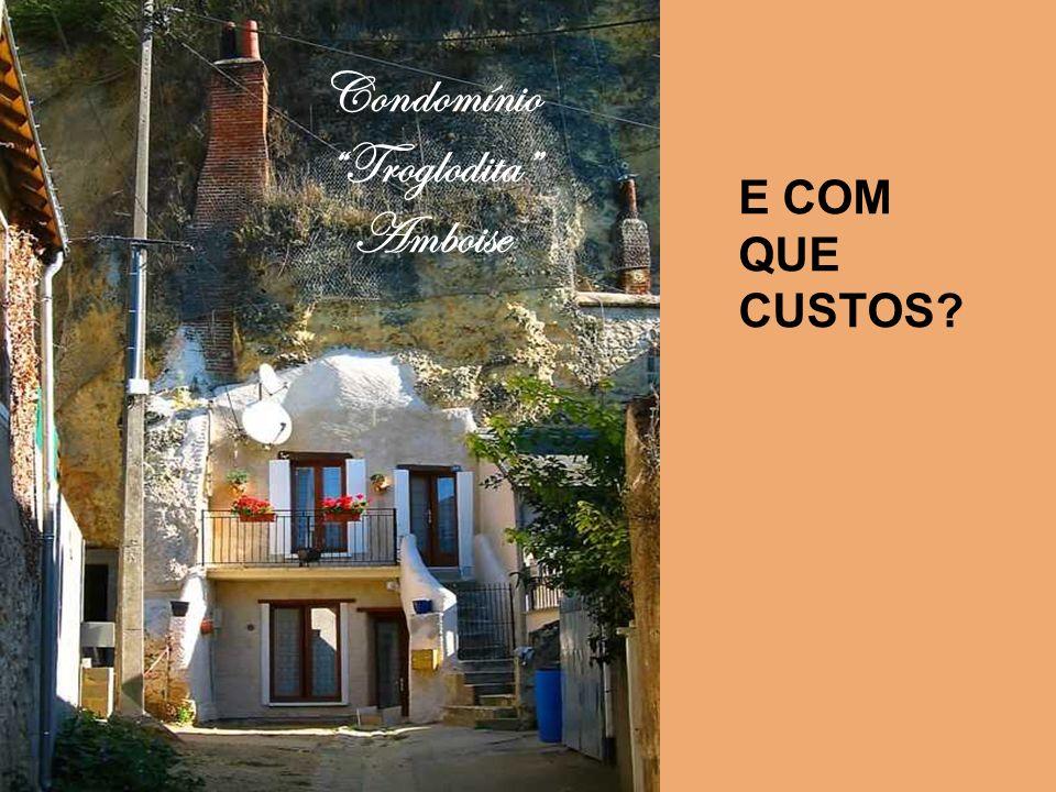 Condomínio Troglodita Amboise