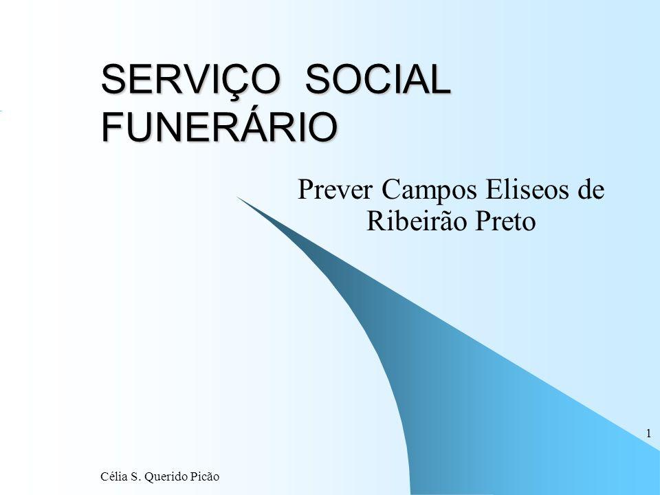 SERVIÇO SOCIAL FUNERÁRIO