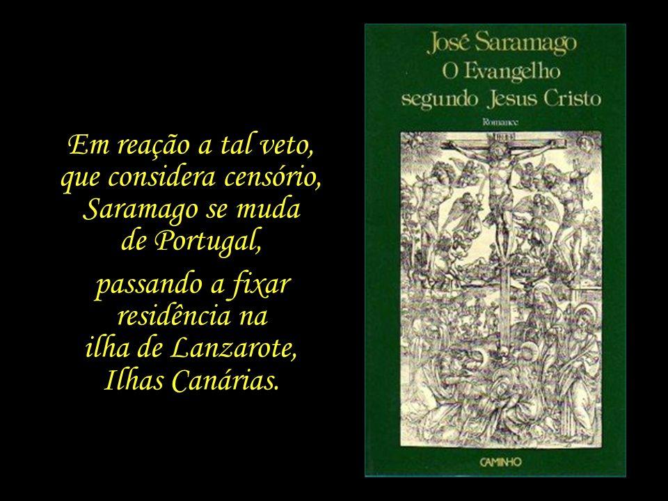 passando a fixar residência na ilha de Lanzarote, Ilhas Canárias.