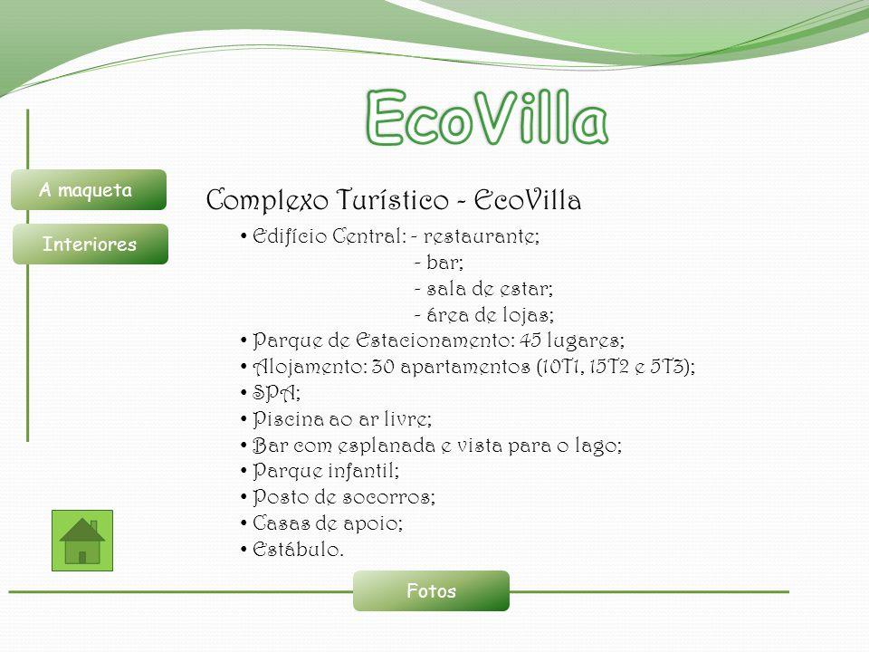 EcoVilla Complexo Turístico - EcoVilla