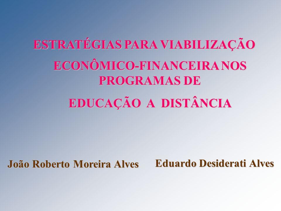ESTRATÉGIAS PARA VIABILIZAÇÃO ECONÔMICO-FINANCEIRA NOS PROGRAMAS DE