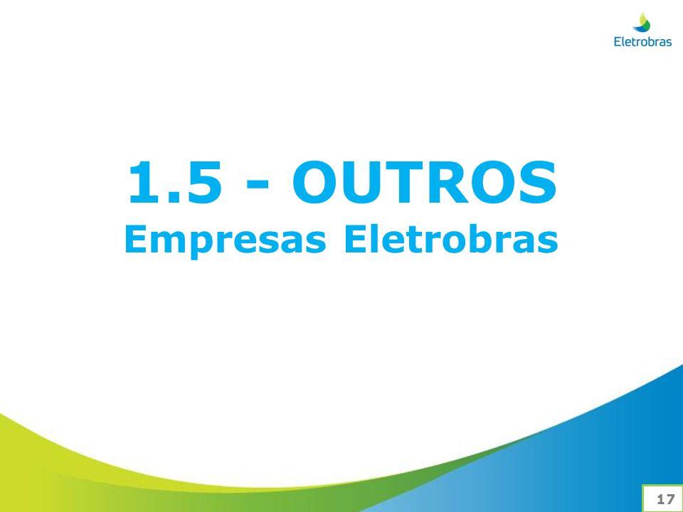 1.5 - OUTROS Empresas Eletrobras