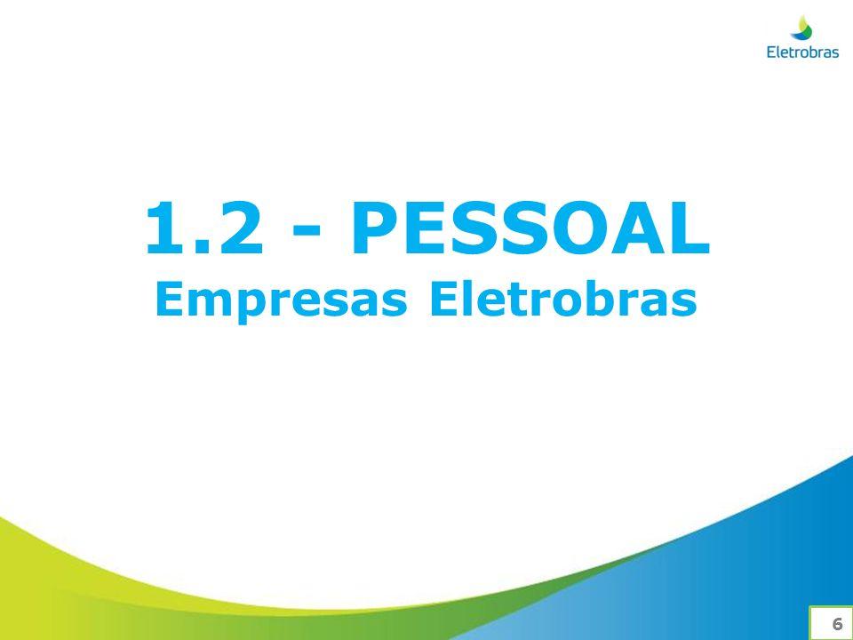 1.2 - PESSOAL Empresas Eletrobras