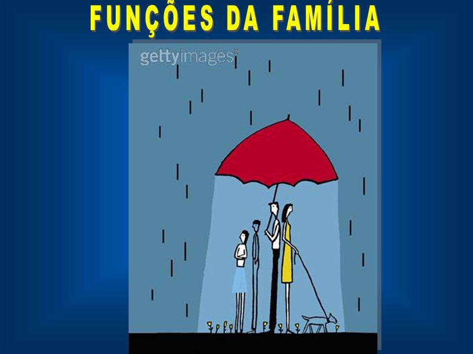 FUNÇÕES DA FAMÍLIA