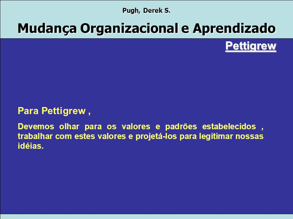 Pettigrew Para Pettigrew ,