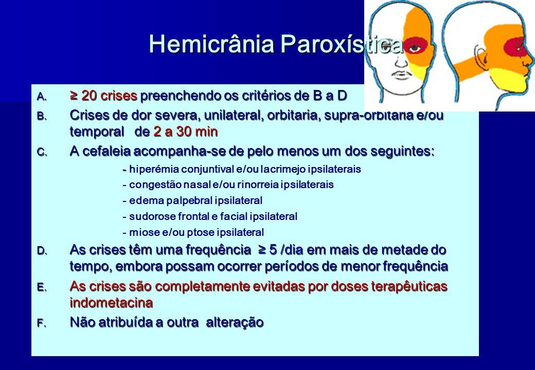 Hemicrânia Paroxística