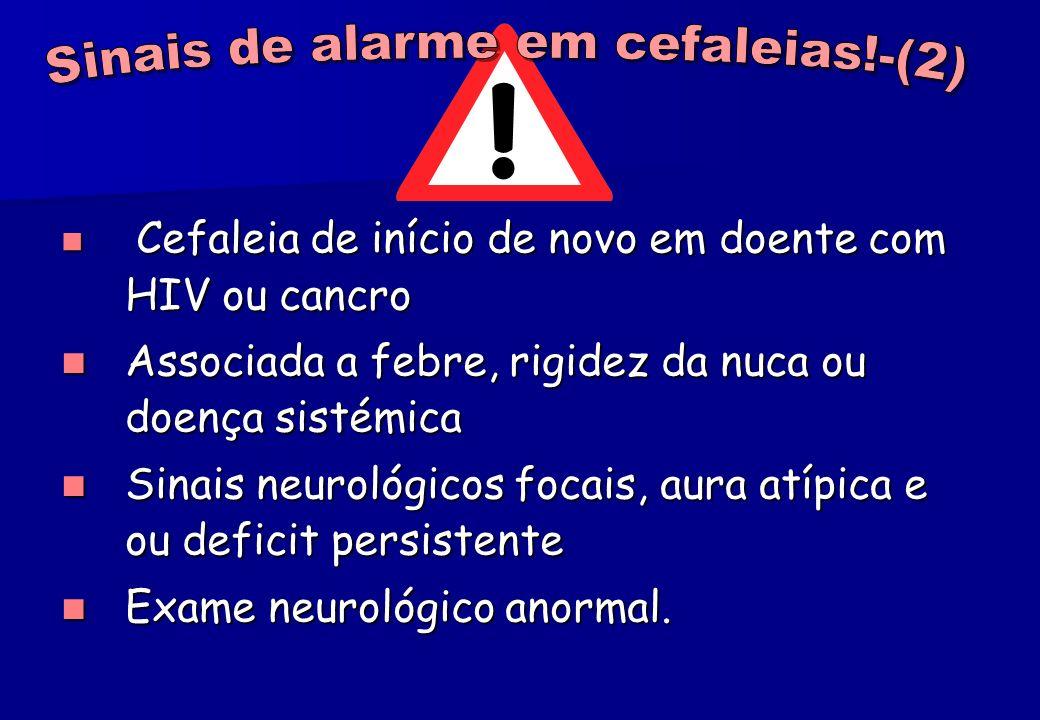 Sinais de alarme em cefaleias!-(2)