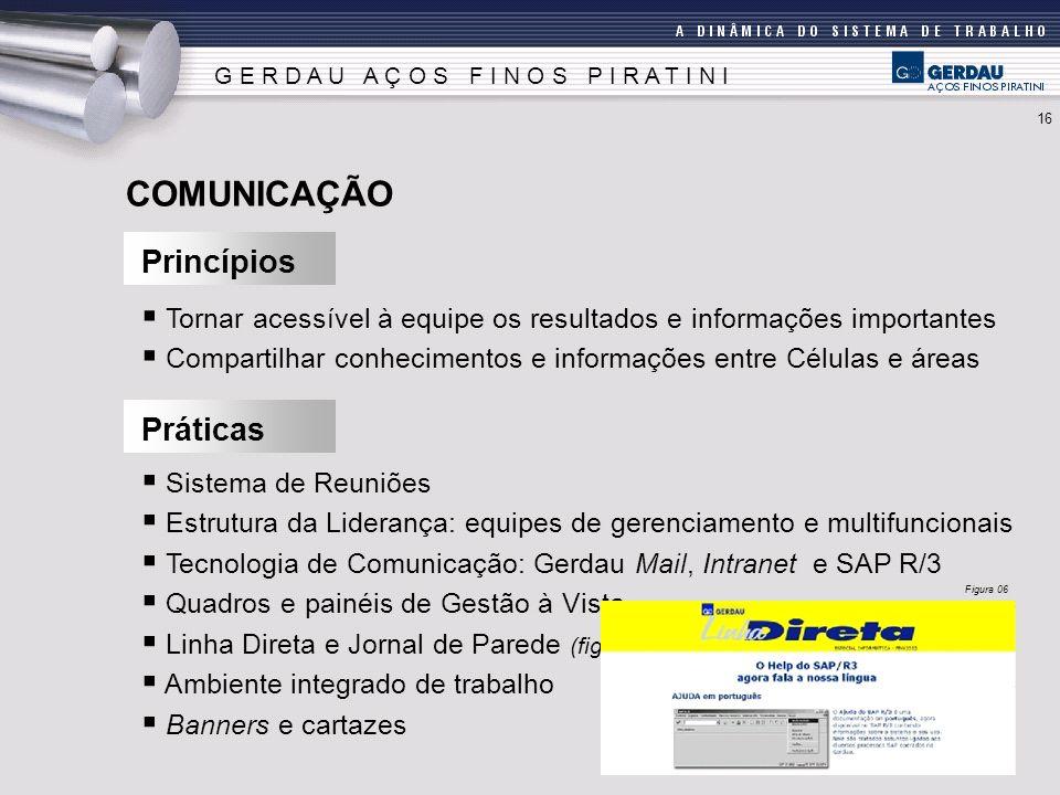 COMUNICAÇÃO Princípios Práticas