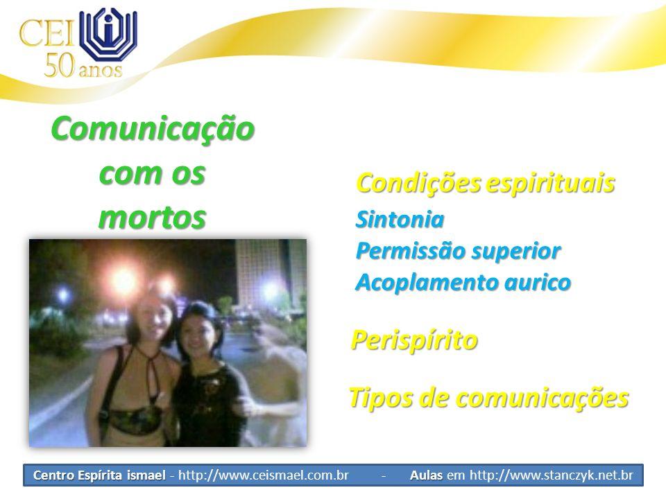 Comunicação com os mortos