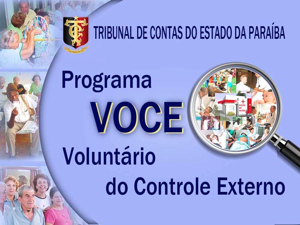 A proposta do Programa VOCE é a utilização de uma das mais nobres formas de trabalho – o trabalho voluntário.