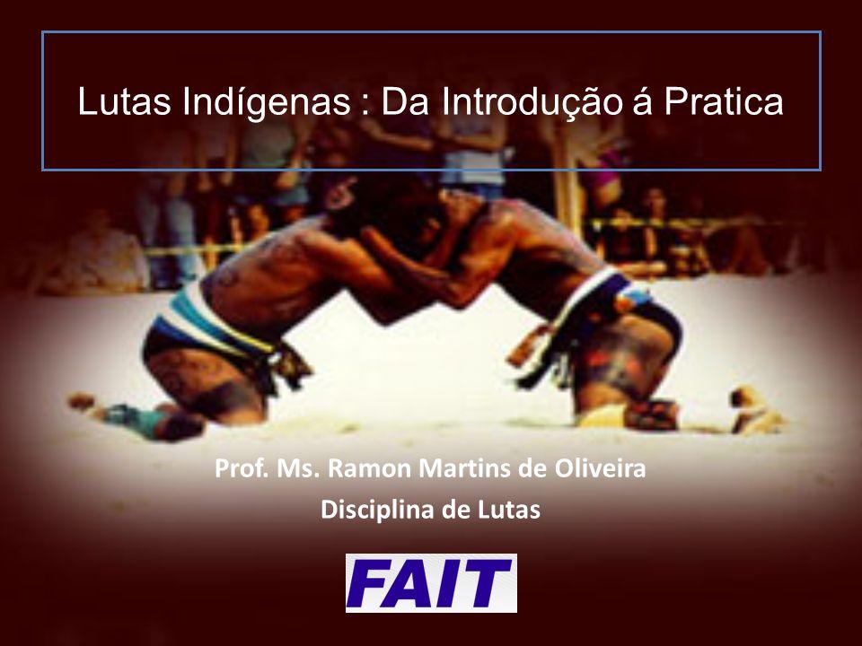 Lutas Indígenas : Da Introdução á Pratica