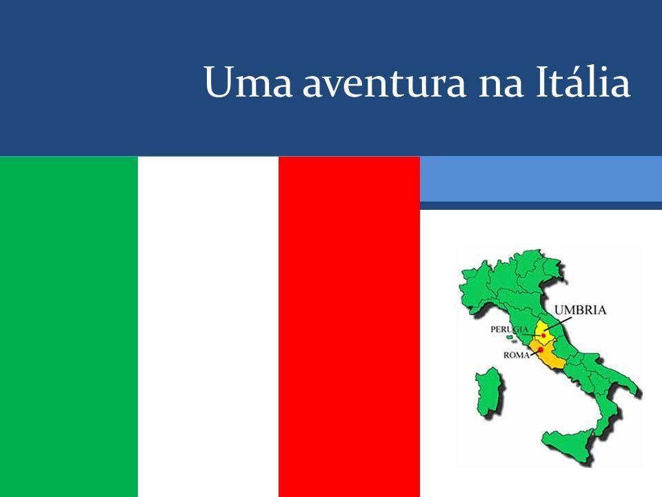 Uma aventura na Itália