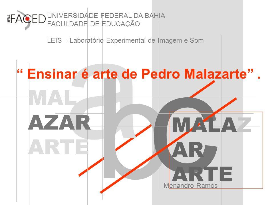a c b MAL AZAR ARTE MALAZ AR ARTE