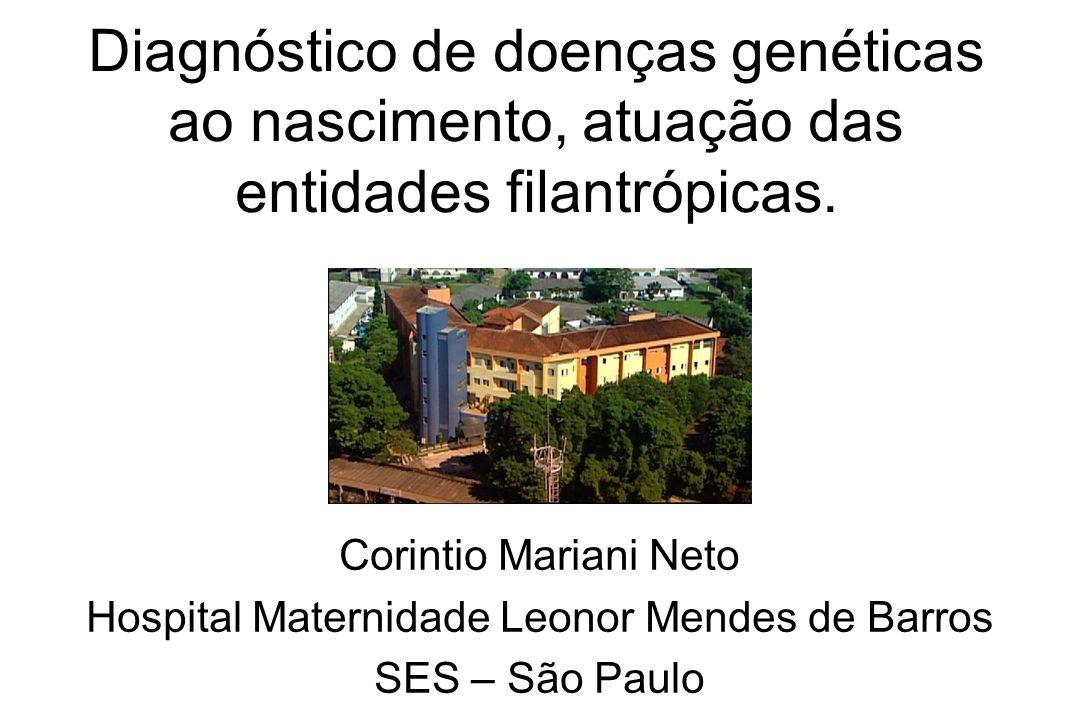 Hospital Maternidade Leonor Mendes de Barros