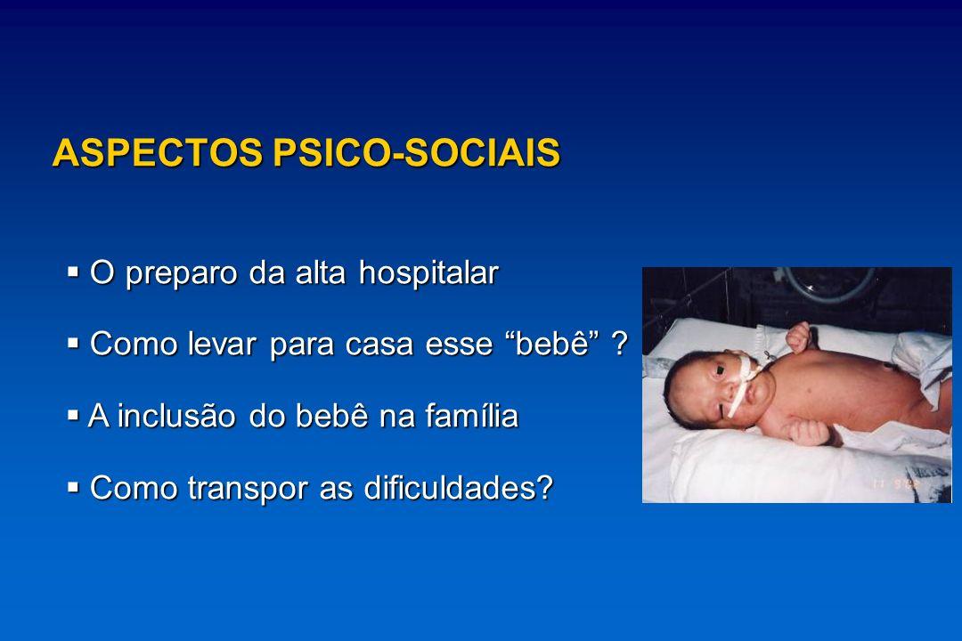 ASPECTOS PSICO-SOCIAIS