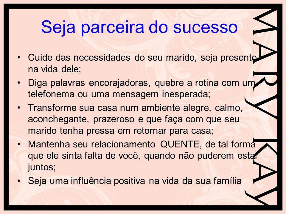 Seja parceira do sucesso