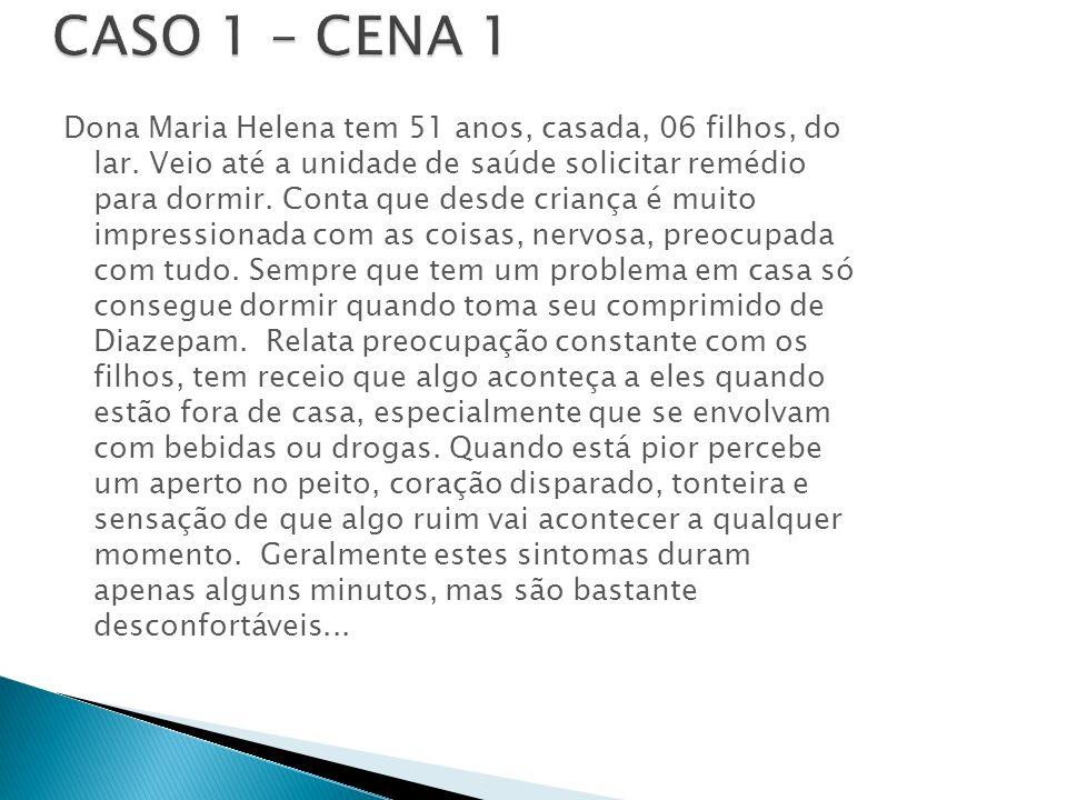 CASO 1 – CENA 1