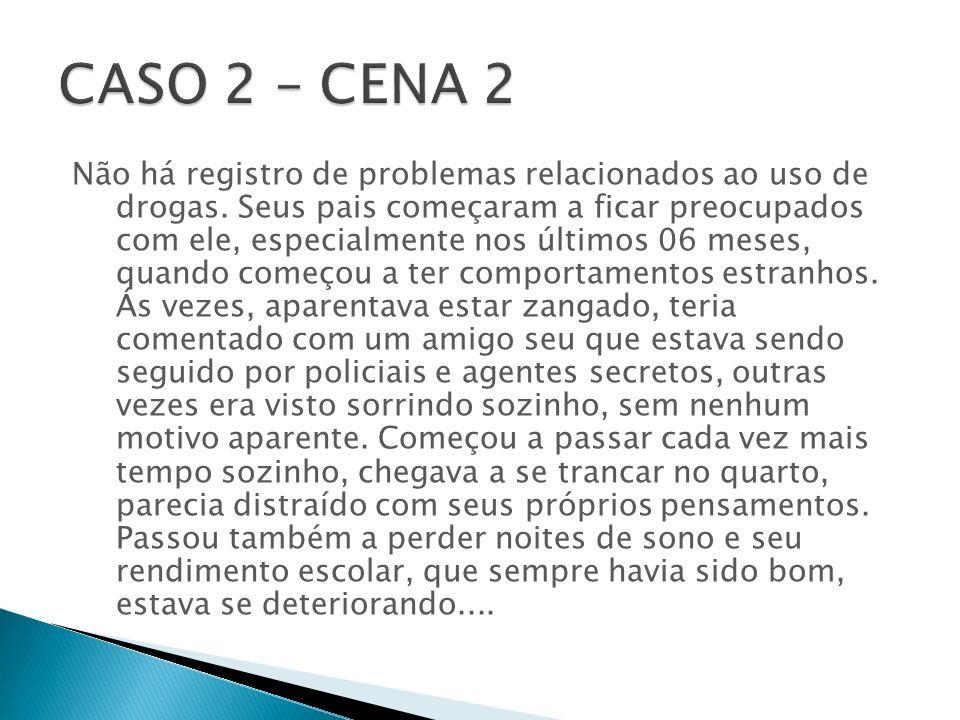 CASO 2 – CENA 2