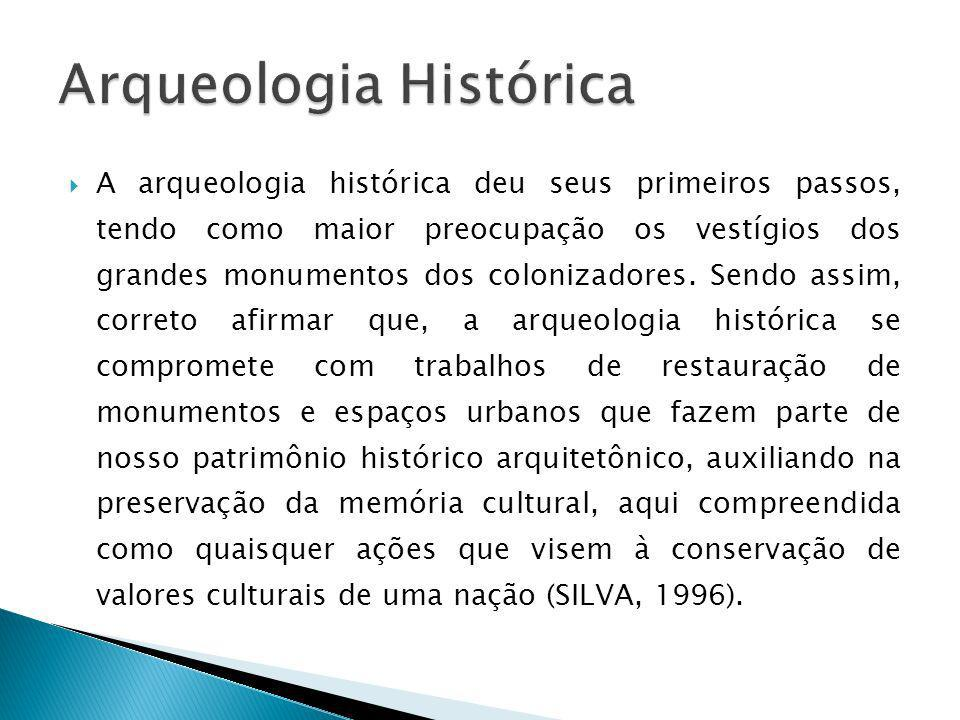 Arqueologia Histórica
