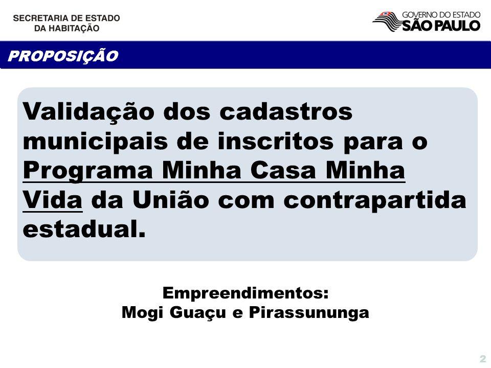 Mogi Guaçu e Pirassununga