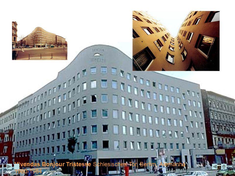 Vivendas Bonjour Tristesse Schlesisches Tor, Berlim, Alemanha