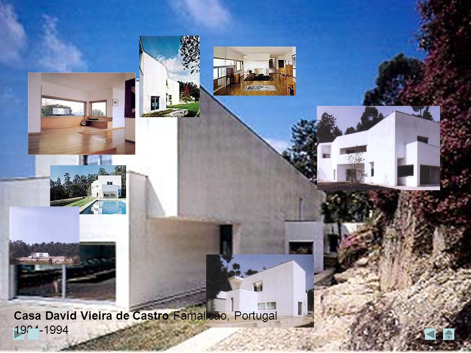 Casa David Vieira de Castro Famalicão, Portugal