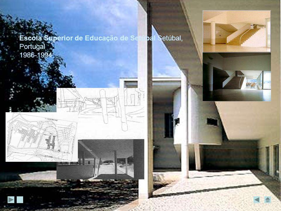 Escola Superior de Educação de Setúbal Setúbal, Portugal