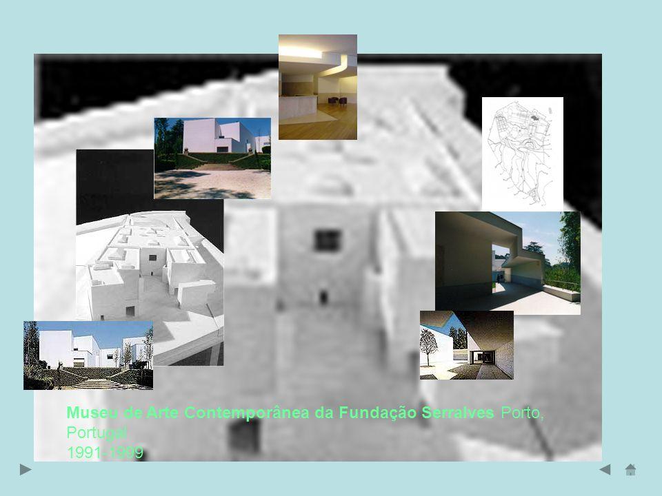 Museu de Arte Contemporânea da Fundação Serralves Porto, Portugal