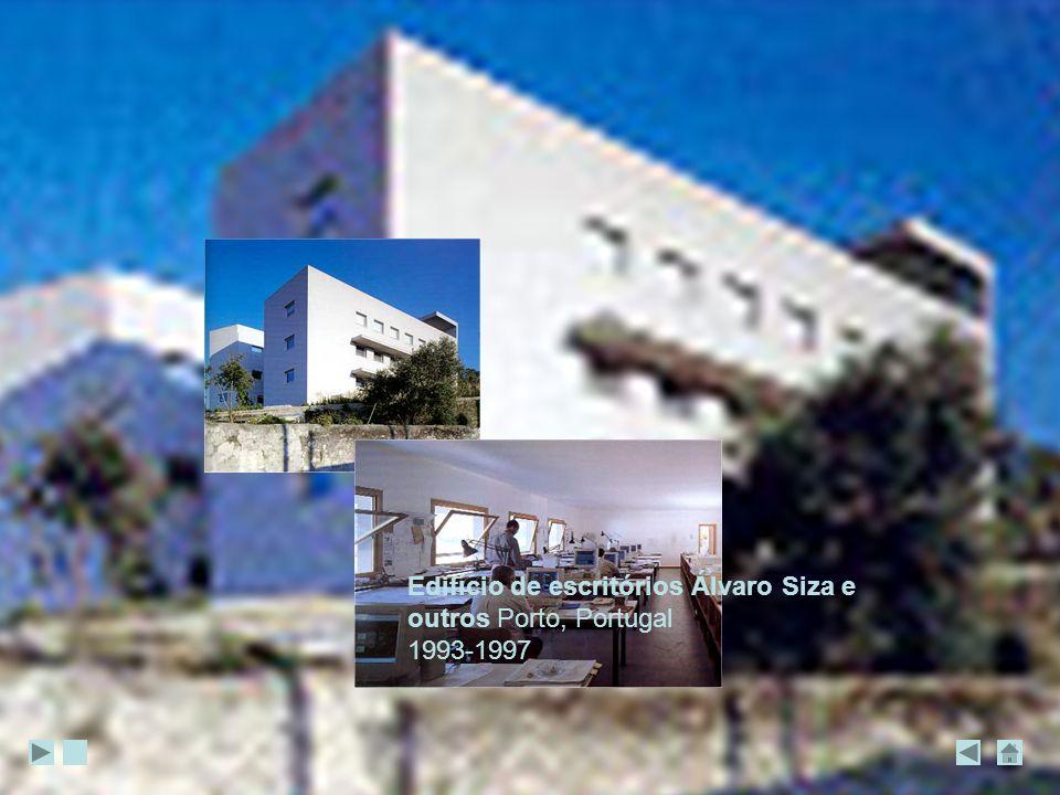 Edifício de escritórios Álvaro Siza e outros Porto, Portugal