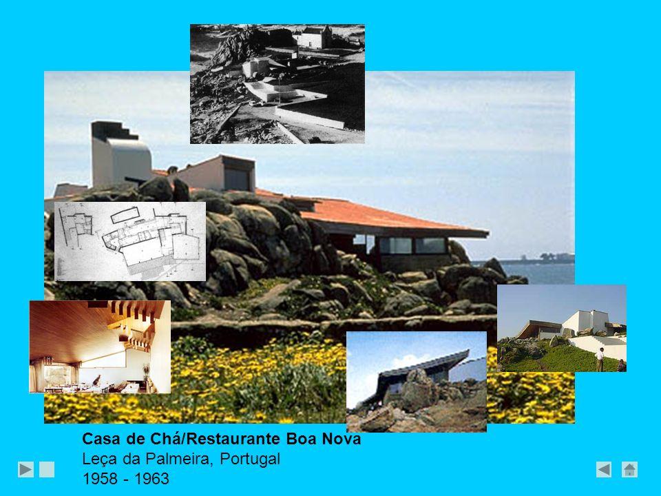 Casa de Chá/Restaurante Boa Nova