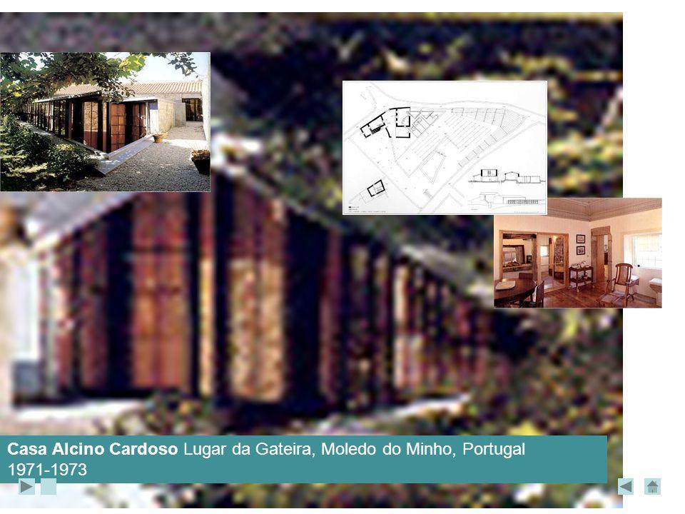 Casa Alcino Cardoso Lugar da Gateira, Moledo do Minho, Portugal
