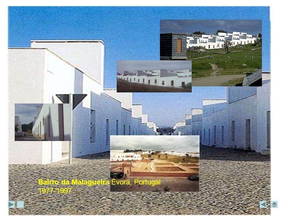 Bairro da Malagueira Évora, Portugal