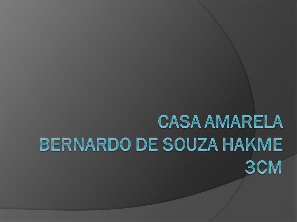 CASA AMARELA BERNARDO DE SOUZA HAKME 3cm