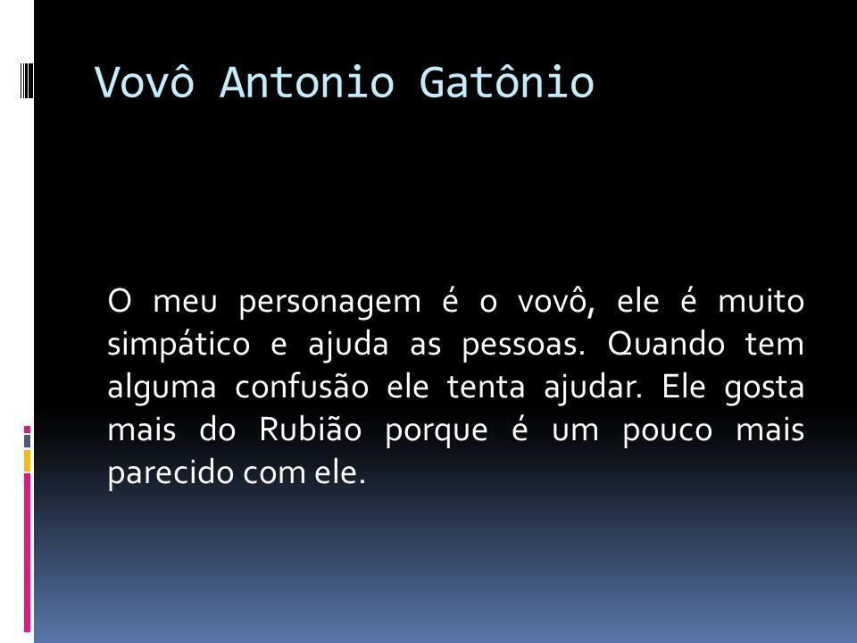 Vovô Antonio Gatônio