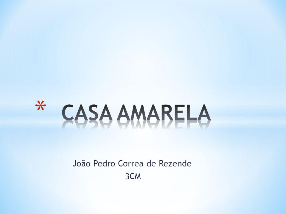 João Pedro Correa de Rezende 3CM