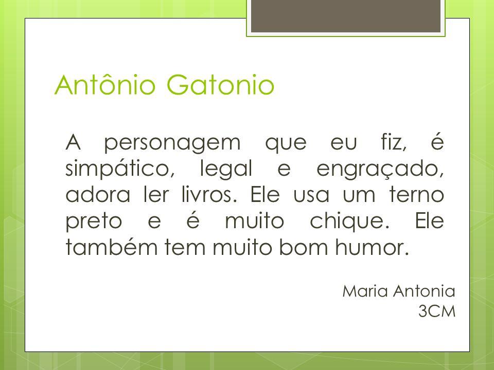 Antônio Gatonio