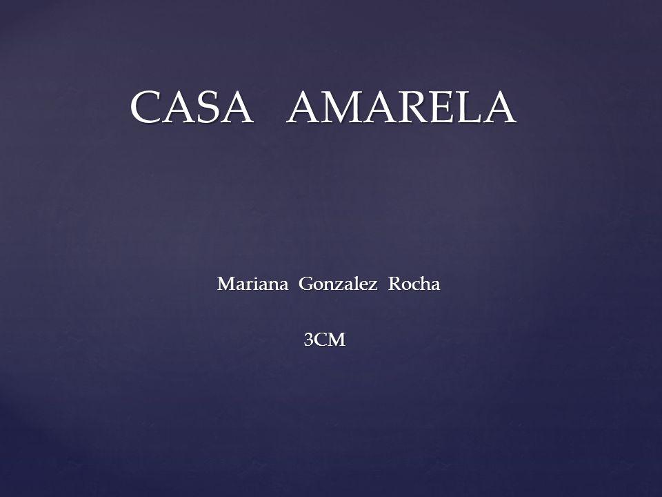 CASA AMARELA Mariana Gonzalez Rocha 3CM