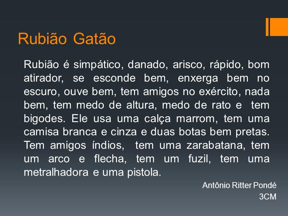 Rubião Gatão