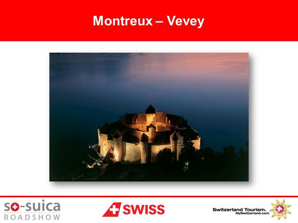 Montreux – Vevey