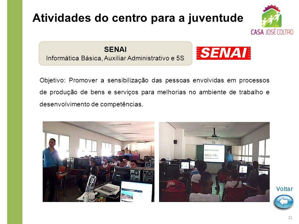 Informática Básica, Auxiliar Administrativo e 5S