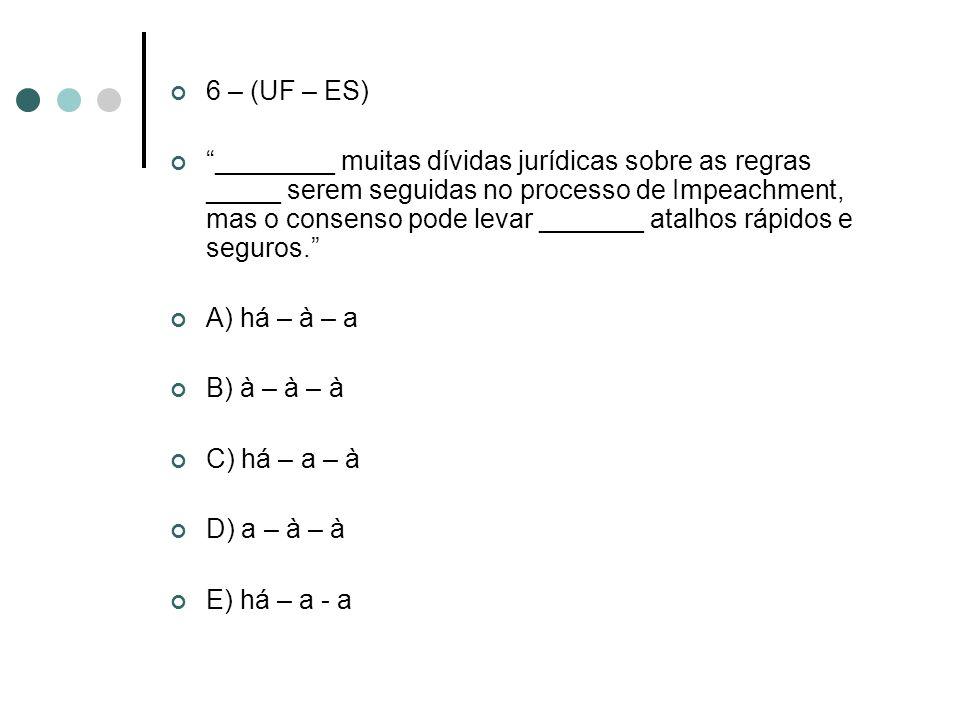 6 – (UF – ES)
