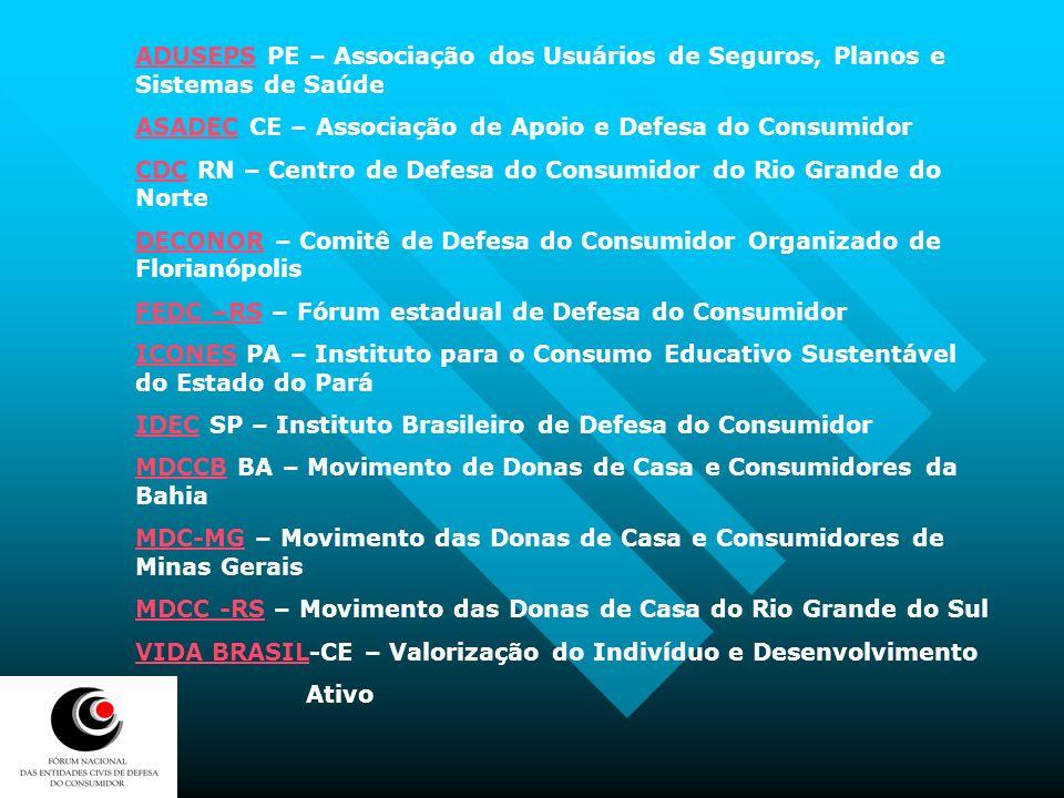 ASADEC CE – Associação de Apoio e Defesa do Consumidor