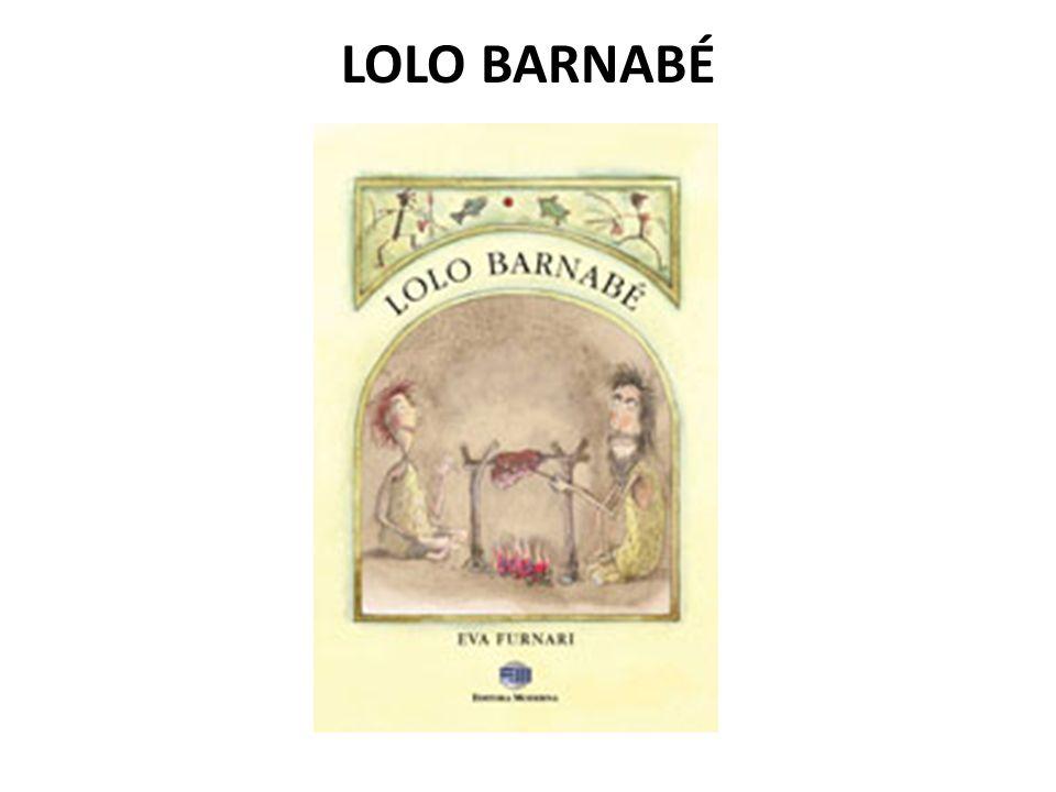 LOLO BARNABÉ