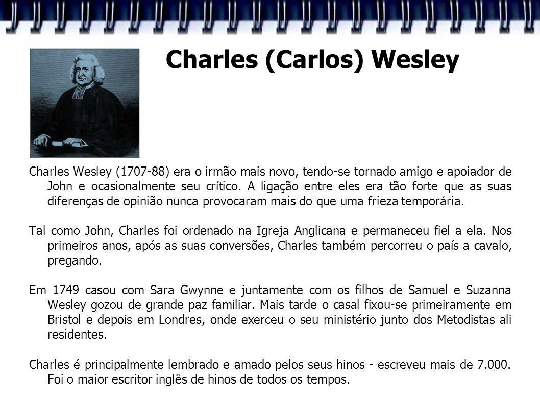 Charles (Carlos) Wesley
