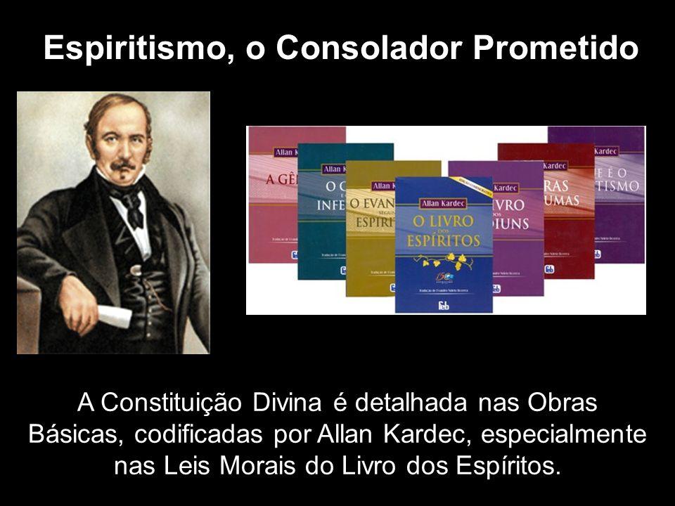 Espiritismo, o Consolador Prometido