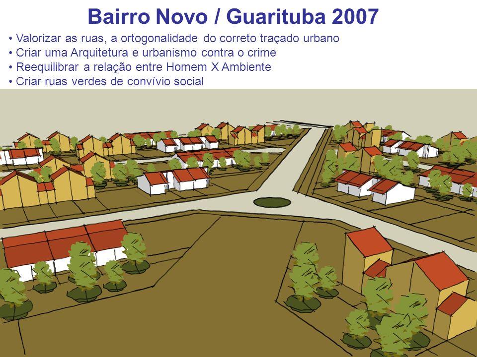 Bairro Novo / Guarituba 2007