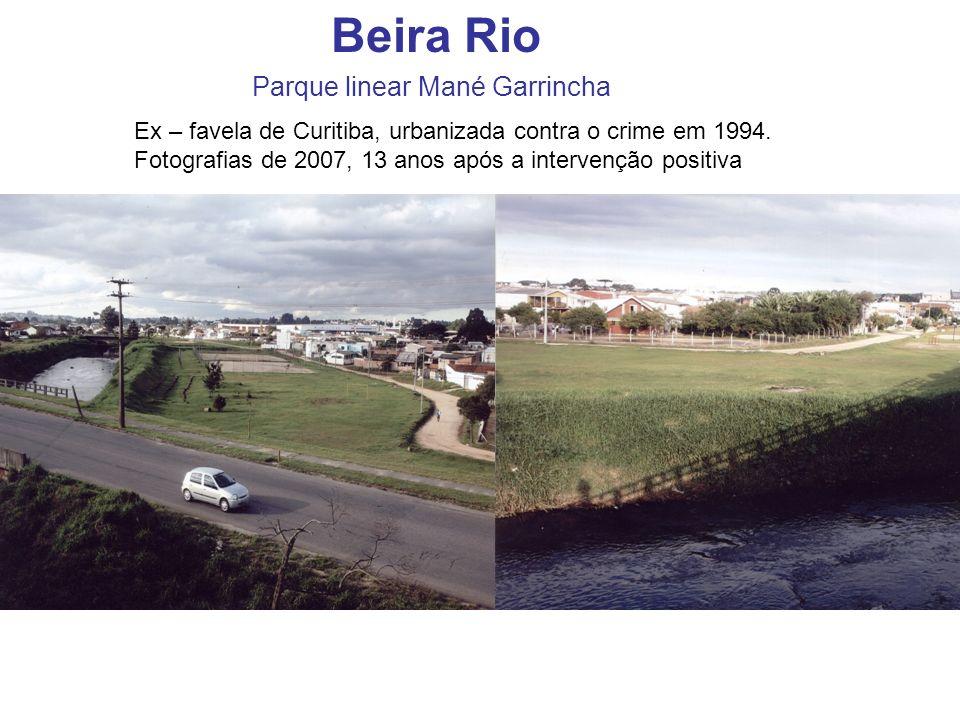 Beira Rio Parque linear Mané Garrincha